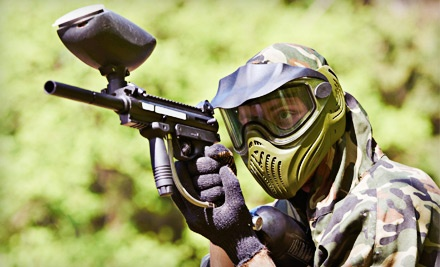 Paintball Outing for 1 (up to a $74.90 value) - Brew City Paintball in Waukesha