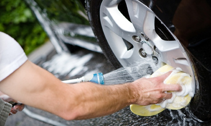 J-Roll Mobile Detail Plus: Basic or Complete At-Home Car Detailing from J-Roll Mobile Detail Plus