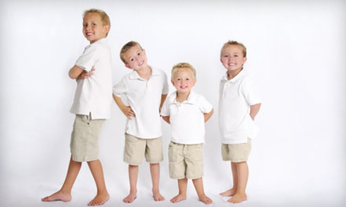 jcpenney portraits - Multiple Locations: $18 for Portrait Package at jcpenney portraits ($89.91 Value)