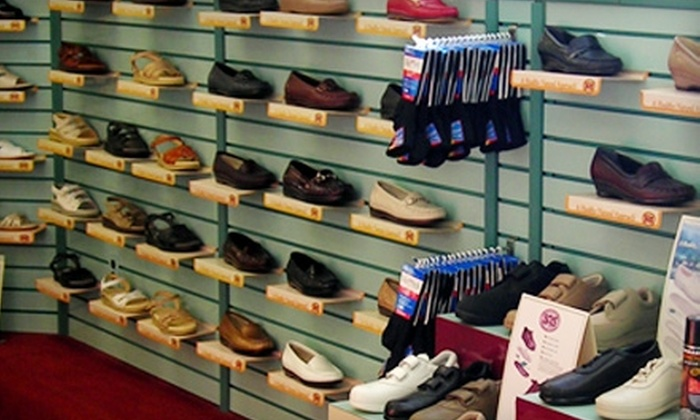 Lang's Shoes - Amityville: $25 for $55 Worth of Men's, Women's, and Children's Shoes at Lang's Shoes in Amityville