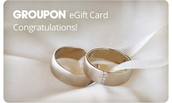 Groupon Gift Card: Groupon eGift Cards Starting at $15