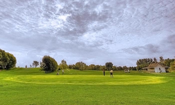 Widder Station Golf & Country Club - Thedford: 18-Hole Round of Golf for Two or Four and Cart Rental at Widder Station Golf & Country Club (Up to 46% Off)