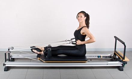 Daphnes fitness בשדרות בן גוריון: אימון פילאטיס מכשירים או אחר לבחירה ממגוון חוגים נוספים ב 29 ₪ בלבד! אפשרות לכרטיסייה