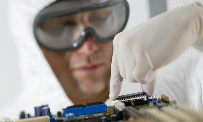 Tech Support Wizards - Wilton Manors: Computer Repair Services from Tech Support Wizards (45% Off)