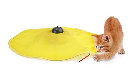 electronic cat toy prototype youtube videos