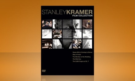 Stanley Kramer 6-Movie Set. Free Returns.