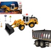"""Dickie Toys 21"""" Air Pump Dump Truck or 21"""" Air Pump Loader"""