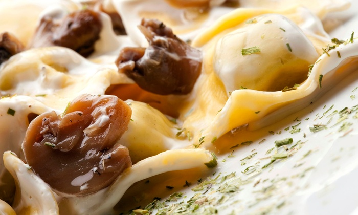 Pellino's Ristorante - Pellino's Fine Dining - North End: $56 for a Two-Course Italian Dinner for Two at Pellino's Ristorante (Up to $92 Value)