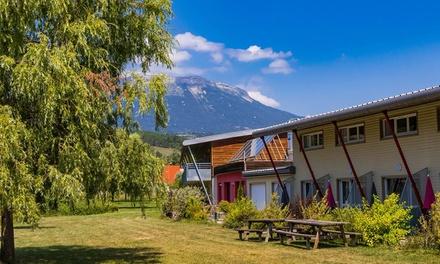 Côte d'Azur : 1 ou 2 nuits avec petitdéjeuner et sauna en option à l'INTERHOTEL Le Cap pour 2 ou 4 personnes