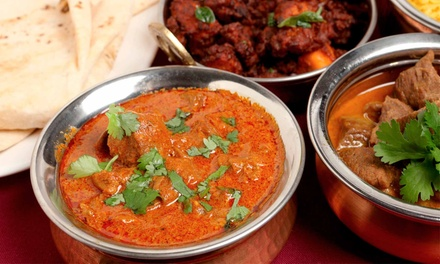 Indian Cuisine for Two or Four at Bombay Gaylord (50% Off)