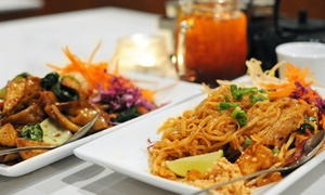 Araya's Place: Vegan Thai Food During Lunchtime or Dinnertime at Araya's Place (Up to 43% Off)