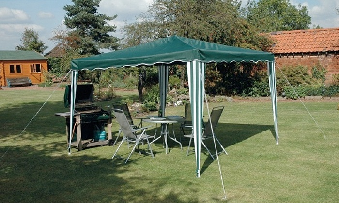 Groupon Goods Global GmbH Pop Up Gazebos And Party Tents 4999