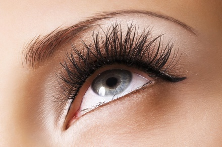 Full Set of Eyelash Extensions at LashOut (50% Off)