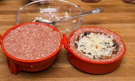 1 o 2 strumenti per la preparazione di hamburger