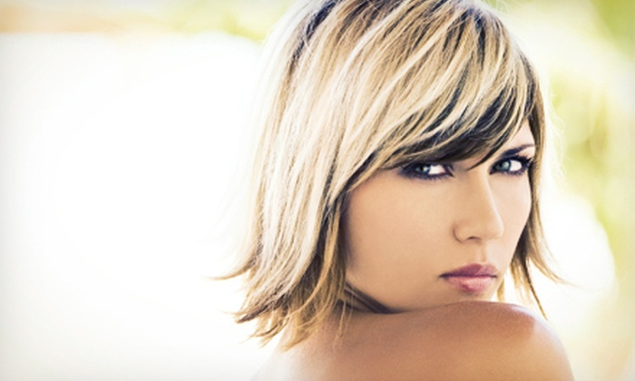 Beauty by Darlene - Southpoint: Cut and Partial Highlights, or Cut and Full Highlights or Full Color at Beauty by Darlene (Up to 72% Off)
