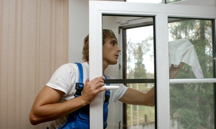 Window Cleaning for Up to 15 or 30 Windows from Corporate Cleaning Solutions (Up to 62% Off)