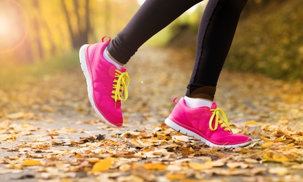$30 for $50 Worth of Running Shoes at Inside-Out Sports