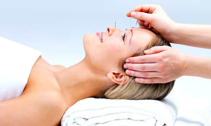 Shanghai Acupuncture - White Plains: One or Three Cosmetic Treatments at Shanghai Acupuncture (Up to 64% Off)