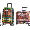 Carlos Falchi Hardside Carry-On and Upright Luggage