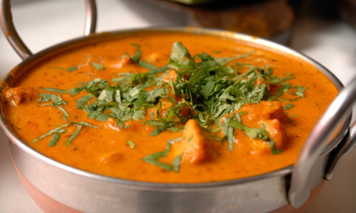 Jewel of India Restaurant - Seattle: Indian Food at Jewel of Indian Restaurant (Half Off). Two Options Available.