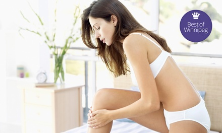 Six Laser Hair Removal Treatmentsat Total Wrapture Medi Spa (Up to 74% Off). Three Options Available