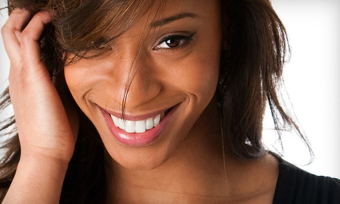 Gleaming Smiles - Elk Grove: 40- or 60-Minute Teeth-Whitening Session at Gleaming Smiles (Up to 55% Off)
