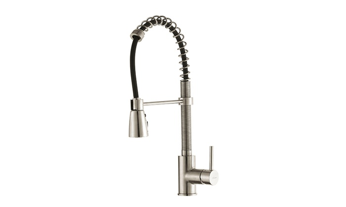 Kraus Plumbing Fixtures : ... Faucets or Sink: Kraus Corrosion-Resistant Kitchen Faucets or Sink