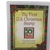 First U.S. Christmas Stamp, Wreathes and Candles (1962)