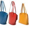 Louis Vuitton Leather Handbags (Previously Owned)
