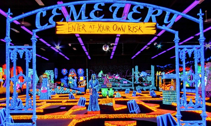 Monster Mini Golf - Monster Mini Golf Miramar: Four Rounds of Miniature Golf with Optional $20 Arcade Game Card at Monster Mini Golf (50% Off)