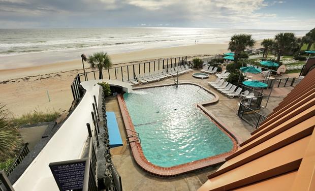 Sun Viking Lodge - Daytona Beach, FL: Stay at Sun Viking Lodge in Daytona Beach, FL. Dates into December.