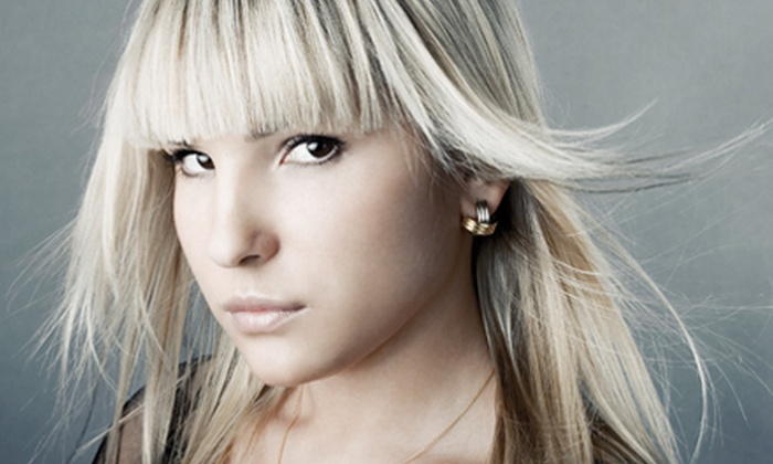 Lily at Looks Salon - Fair Oaks: Haircut Packages With Lily at Looks Salon (Up to 69% Off). Three Options Available.