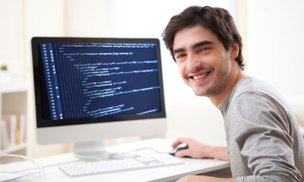 $99 for an Online Cyber Security & Forensics Package from Career Match ($2,406.95 Value)