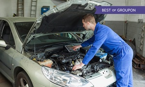 First Step Trust - T/A Smart Garage Services: MOT Test and Valet from £19 at SMaRT Garage Services (Up to 67% Off)