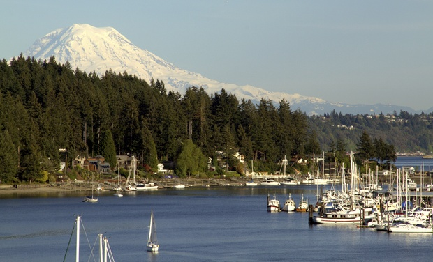 TripAlertz wants you to check out Stay at INN at Gig Harbor in Gig Harbor, WA, with Dates into May Cozy Inn on Puget Sound - Puget Sound Inn