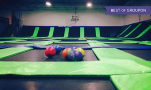 G6 Airpark: Trampoline Passes at G6 Airpark (Up to 60% Off)