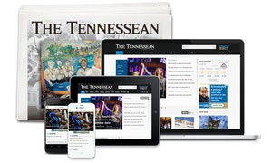 The Tennessean – Up to 93% Off Subscription at The Tennessean, plus 6.0% Cash Back from Ebates.