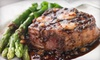 Up to 57% Off Steak Dinner at L'Allegria Restaurant