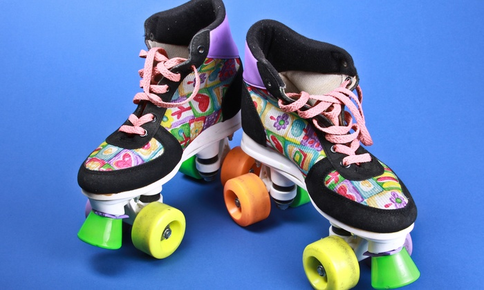Fun Galaxy Georgia - McDonough: Rollerskating with Rentals, Play Place, and Indoor Mini Golf for Two, Four, or Six at Fun Galaxy Georgia (37% Off)