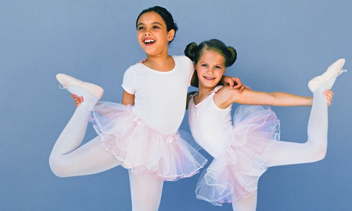 Center Stage Dance Academy - North Hills: Six-Week or Intensive Kids' Dance Program at Center Stage Dance Academy (Up to 57% Off). Four Options Available.