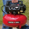 Porter-Cable 3.5G 135 PSI Pancake Air Compressor (C2003R)