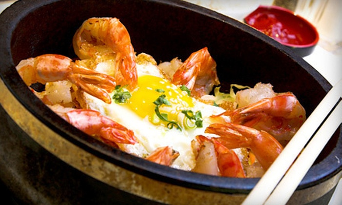 Region - San Francisco: Asian-Fusion Cuisine at Region (Up to 53% Off). Two Options Available.