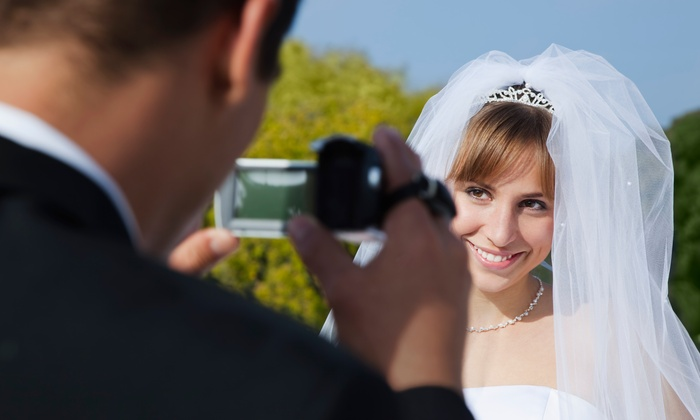 Ace Productions - Oklahoma City: Full-Day Wedding Videography from Ace Productions (50% Off)
