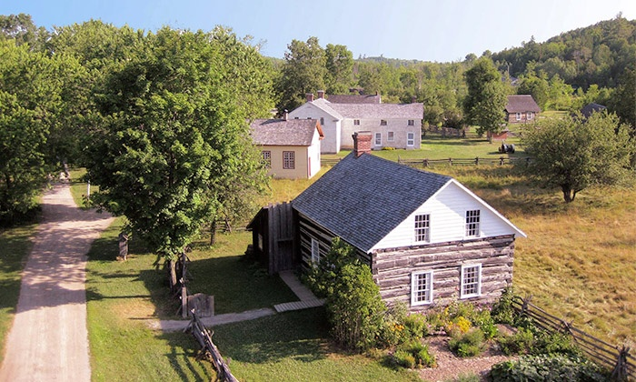 Lang Pioneer Village Museum - Keene: C$10 for Family Day Pass for 2 Adults & 4 Youths Age 5-14 to Lang Pioneer Village Museum (C$20 Value)