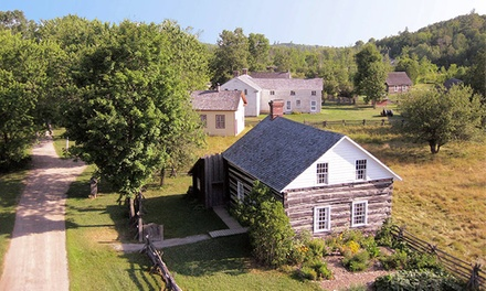 $10 for Family Day Pass for 2 Adults & 4 Youths Age 5-14 to Lang Pioneer Village Museum ($20 Value)