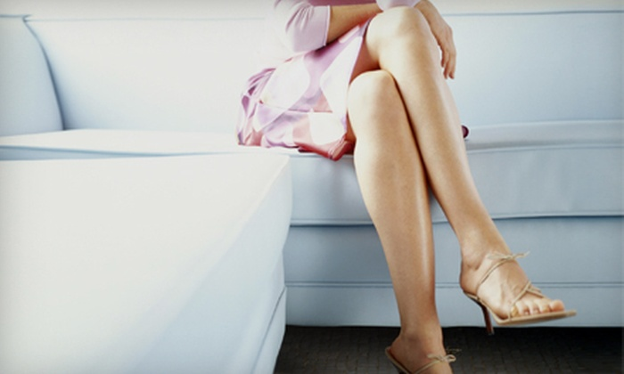 Alternative Medi-Spa - Oak Brook: Six Laser Hair-Removal Treatments on a Small, a Medium, or a Large Area at Alternative Medi-Spa (Up to 88% Off)