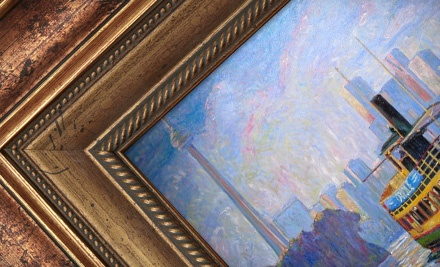 $49 for $169 Worth of Framing Services at K.H. Art & Framing