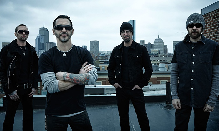 Godsmack - Cal Coast Credit Union Open Air Theatre at SDSU: Godsmack on November 12 at 7:30 p.m.