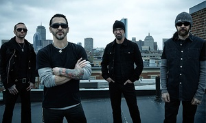 Godsmack: Godsmack on November 12 at 7:30 p.m.