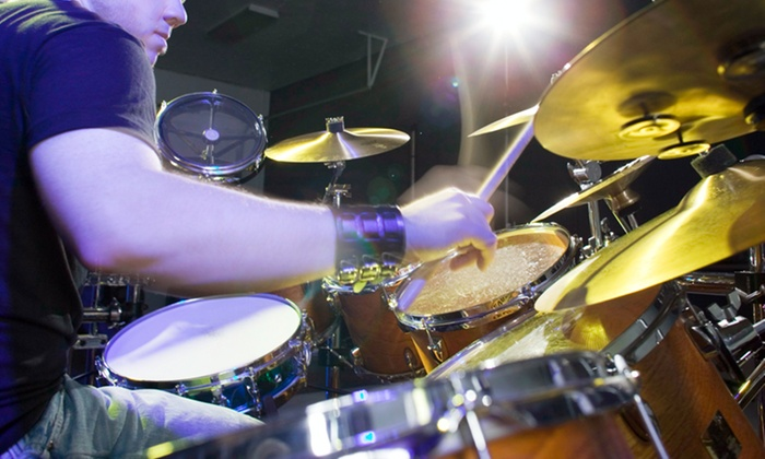 Drum Lessons With John Hargis - Federal Way: $25 for $50 Groupon — Drum Lessons with John Hargis